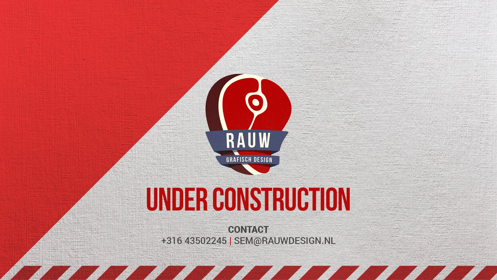 RAUW Grafisch Design